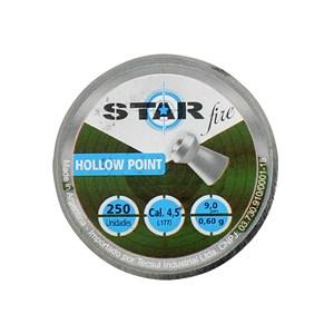 Chumbinho Hollow Point 4.5mm 250un. - Star Fire