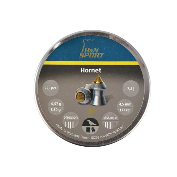 Chumbinho Hornet 4.5mm 225un. - H&N