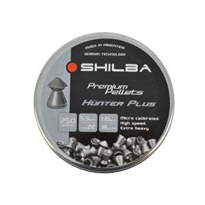 Chumbinho Hunter Plus 5.5mm 250un. -  Shilba