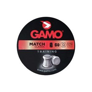 Chumbinho Match Diabolo 4.5mm 250un. - Gamo