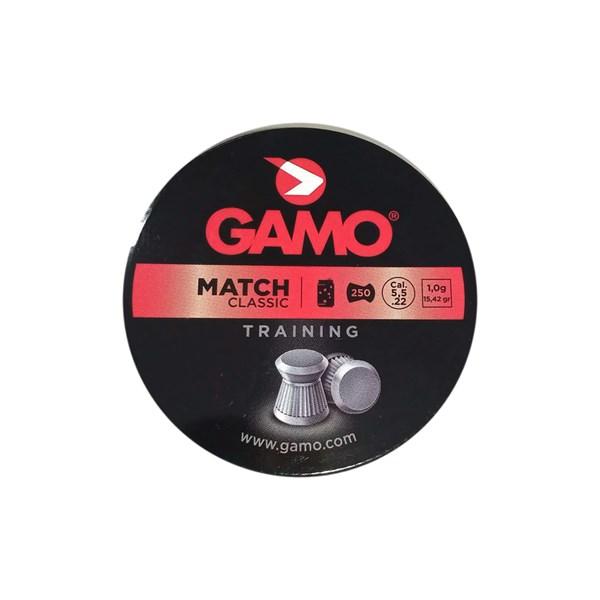 Chumbinho Match Diabolo 5.5mm 250un. - Gamo