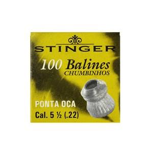 Chumbinho MD Hollow Point 5.5mm 100un. - Stinger