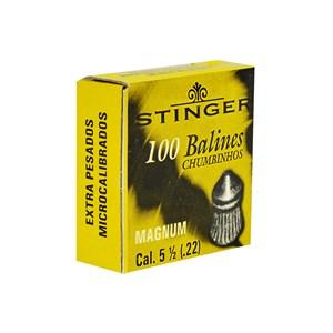 Chumbinho MD Magnum 5.5mm 100un. - Stinger