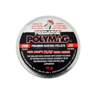Chumbinho Polymag 5.5mm 200un. - Predator