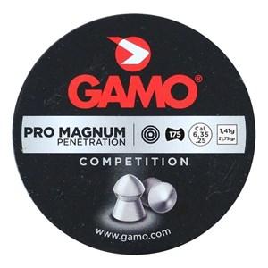 Chumbinho Pro Magnum 21.75gr 6.35mm 175un. – Gamo