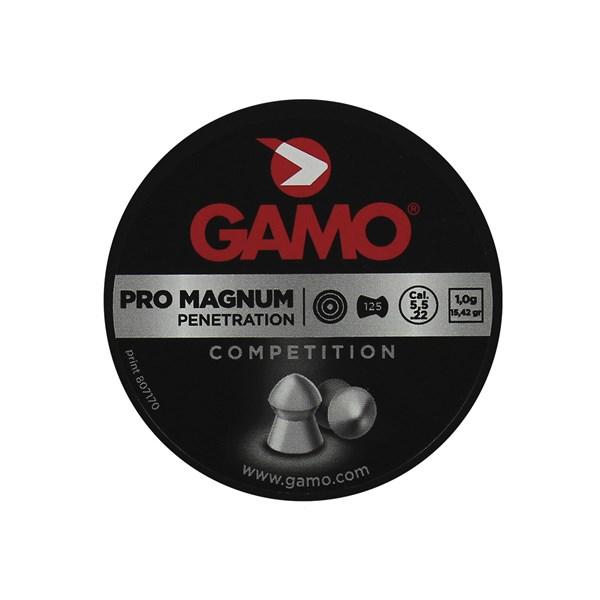 Chumbinho Pro Magnum Penetration 5.5mm 125un. - Gamo