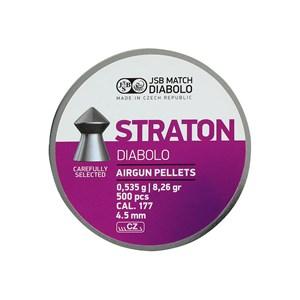 Chumbinho Straton Diabolo 4.5mm 500un. - JSB