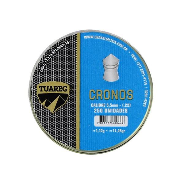 Chumbinho Tuareg Cronos 5.5mm 250un.