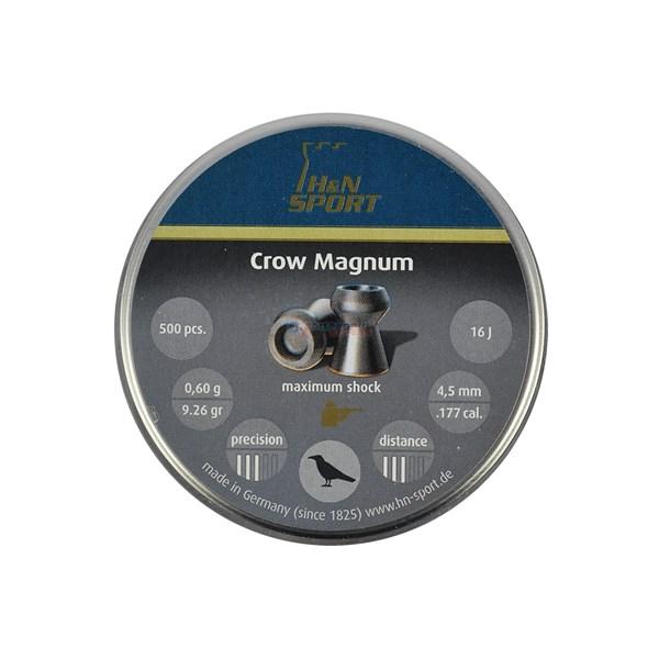 Chumbo H&N Crow Magnum 4.5mm 500un.