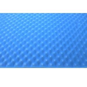 Colchonete Isolante Térmico Coleman Convuleted Azul