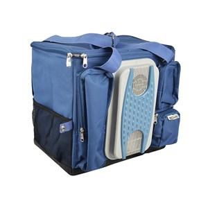 Cooler Nautika Unica 12V Flex 35 Litros Azul
