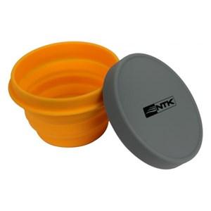 Copo Dobrável de Silicone Trex - Azteq