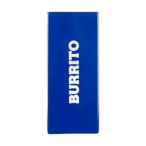 Copo Para Tereré Quadrado Aço Inoxídavel Azul 250ml  - Trot's