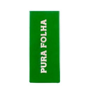 Copo Para Tereré Quadrado Aço Inoxídavel Verde 250ml  - Trot's