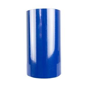 Copo Para Tereré Redondo Aço Inoxídavel Azul 250ml  - Trot's