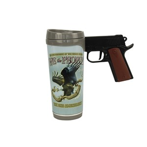 Copo Pistol Mug We The People Rivers Edge 473ml - Nautika