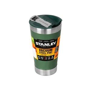Copo Térmico Cerveja Inox Verde com Abridor de Garrafas 473ml - Stanley