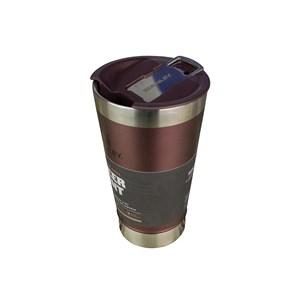 Copo Térmico Para Cerveja Inox Com Abridor de Garrafas Wine 473ml – Stanley