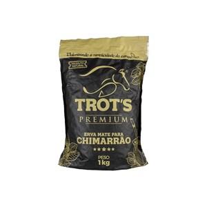 Erva Mate Para Chimarrão Premium 1Kg - Trot's