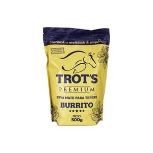 Erva Mate Para Tereré Burrito 500g - Trot's