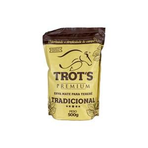 Erva Mate Para Tereré Tradicional 500g - Trot's