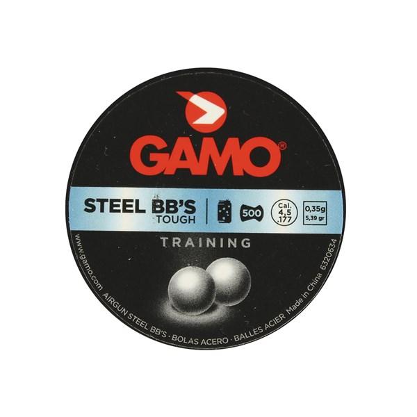 Esferas de Aço Training 4.5mm 500un. - Gamo