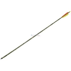 Flecha Arco Carbono Camuflada Unitário