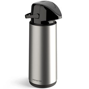 Garrafa Térmica Para Café / Chimarrão Aço Inoxidável 1.8 Litros – Unitermi