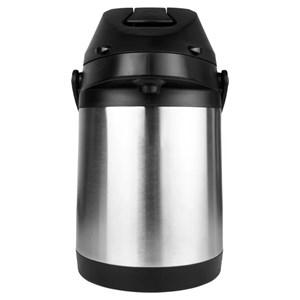 Garrafa Térmica Para Tereré Aço Inoxidável 2.5 Litros Com Alça