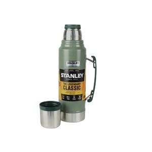 Garrafa Térmica Steel Green 1 Litro - Stanley