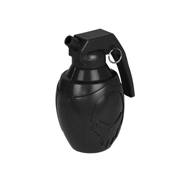 Granada Estojo de BBs Airsoft Munição Plástica Bravo Militar 0.20g 850un. Black