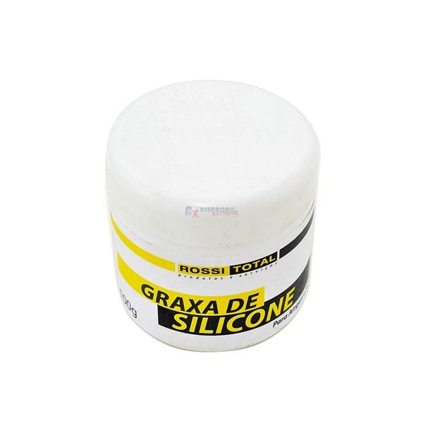 Graxa de Silicone 100g - Rossi