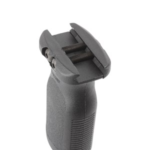 Hand Grip / Empunhadura Frontal Vertical 22mm Preto - Arsenal Rio
