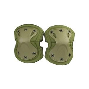 Joelheira Proteção Airsoft Verde - Feasso
