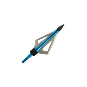Kit 03 Ponteiras Flecha Hunting Arrow 3 Lâminas