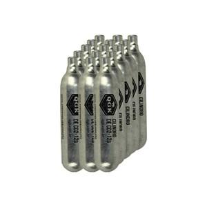 Kit 15 Cápsulas de CO2 Descartável Unitário 12g - QGK