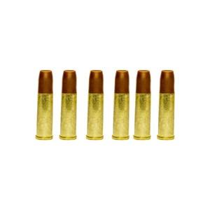 Kit 6 Capsulas Para Revólver 6mm Marrom - ASG