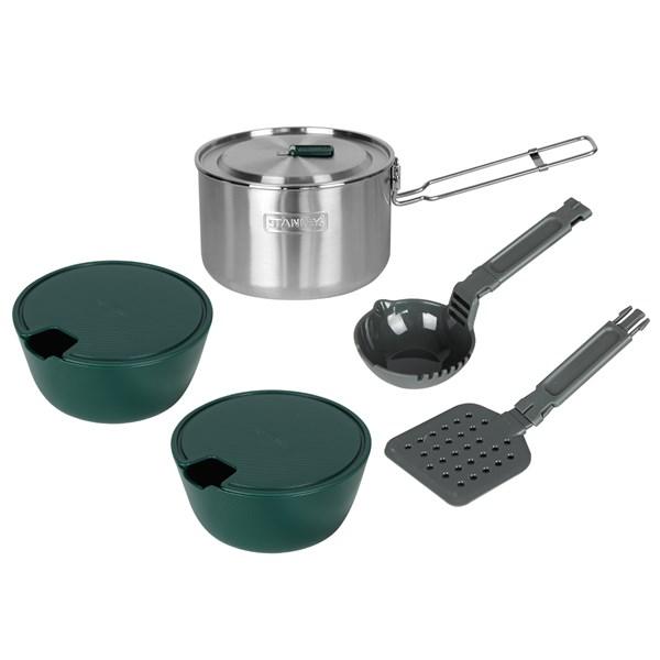 Kit Cozinha Para Acampamento Prep & Cook 10 Peças – Stanley