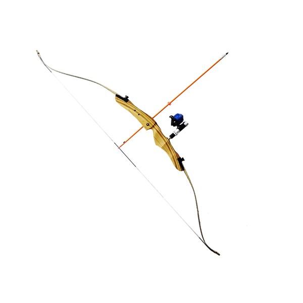 Kit de Pesca Carretilha para Arco Fish Arrow – Jandão