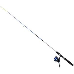 Kit Para Pesca Simples Camarão 1382 1.38m 5-10 Libras - Way Fishing