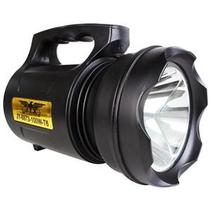 Lanterna De Mão Alta Intensidade Recarregável Led T6 JY-8873 – Jyx