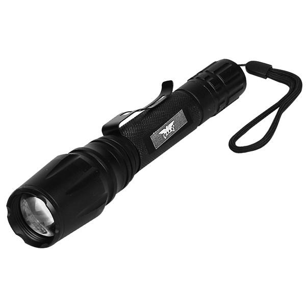 Lanterna Tática Recarregável JYX JY-8668B