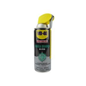 Lubrificante Graxa Branca D/ Lítio 400ml - WD-40