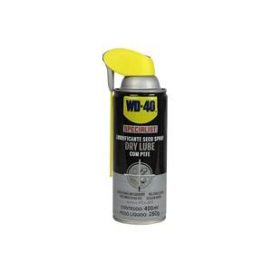 Lubrificante Seco Specialist Dry Lube 400ml - WD-40