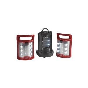 Luminária 4D Duo LED - Coleman