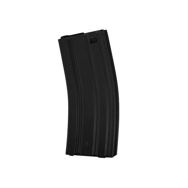 Magazine Parabellum Rifle M4/M16 Mid-Cap Polímero BLACK 120bbs