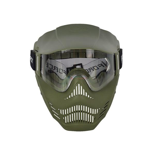 Máscara Airsoft VForce Armor Olive WG400N