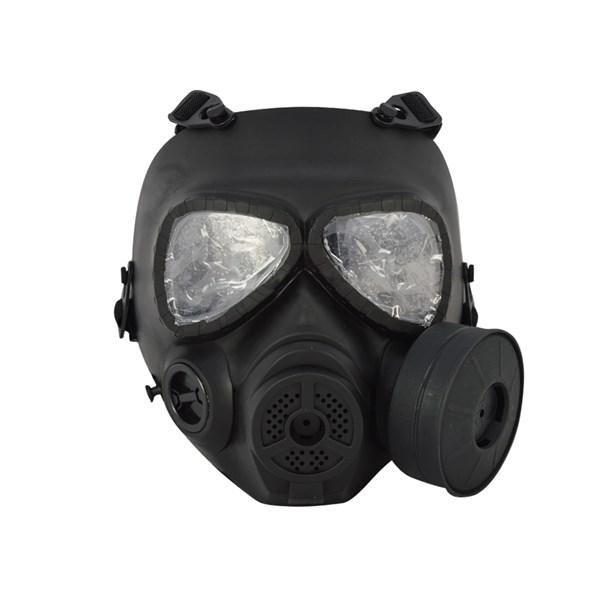 Máscara de Proteção Airsoft Anti Gás Preto - FMA