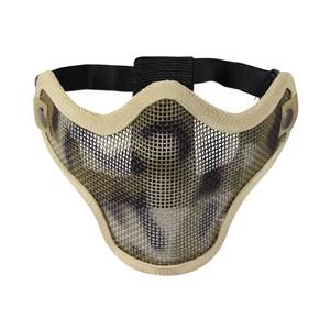 Máscara de Proteção Airsoft Meia Face Desert