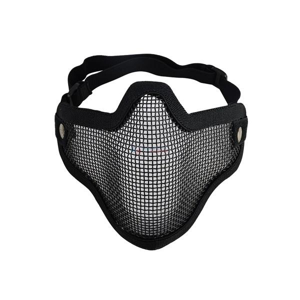 Máscara de Proteção Airsoft Meia Face FUMSK02